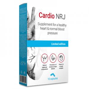 Cardio NRJ capsule - ingrediente, compoziţie, cum să o ia, cum functioneazã, opinii, forum, preț, de unde să cumperi, farmacie, comanda, catena - România