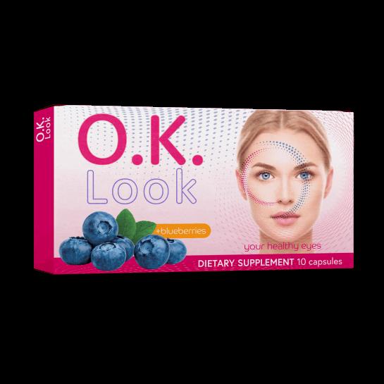 OK Look capsule - ingrediente, compoziţie, cum să o ia, cum functioneazã, contraindicații, prospect, pareri, forum, preț, de unde să cumperi, farmacie, comanda, catena - România