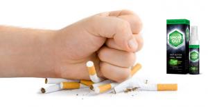 Smoke Out spray, ingrediente, compoziţie, cum să o folosești, cum functioneazã, efecte secundare, contraindicații, prospect