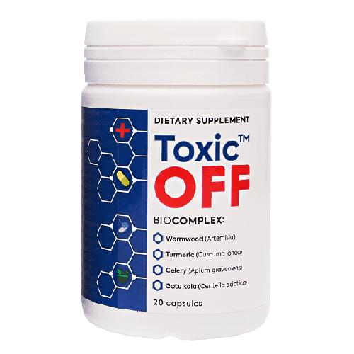 Toxic Off capsule - ingrediente, compoziţie, cum să o ia, cum functioneazã, prospect, pareri, forum, preț, de unde să cumperi, farmacie, comanda, catena - România
